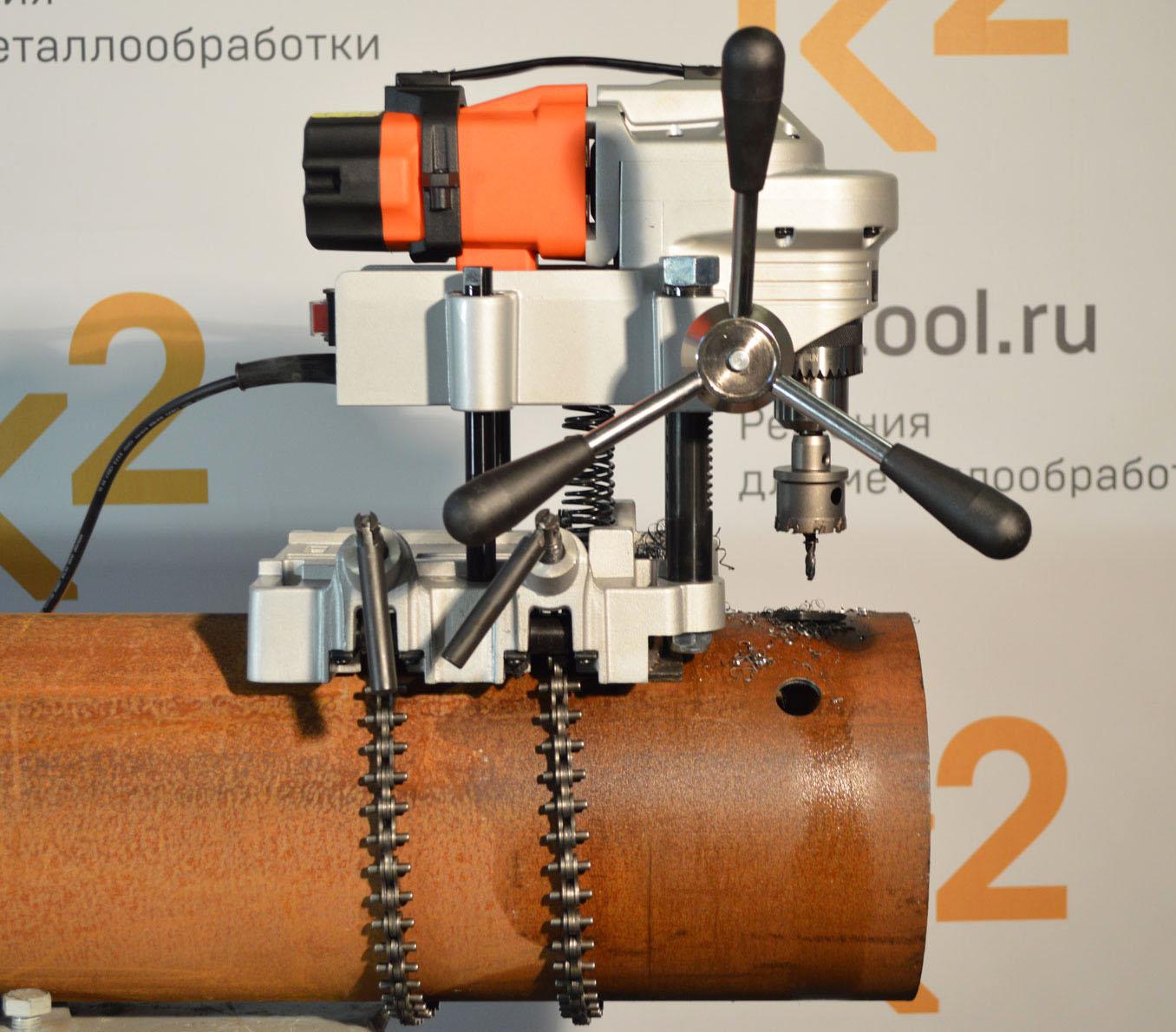 станок для сверления труб HC-127