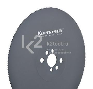 Пильные диски из быстрорежущей стали Karnasch HSS-DMo5, арт. 5.1000