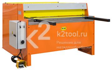 Электромеханическая гильотина STALEX Q11-3x1250