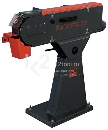 Односкоростной ленточный шлифовальный станок PASOVEC 75