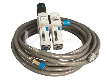 Система подготовки воздуха с быстроразъемными соединениями для кромкореза B2 Air