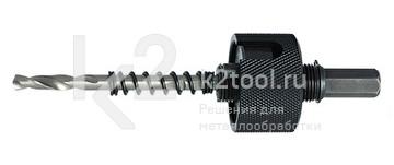 Хвостовик шестигранный 11 мм для коронок Karnasch, арт. 20.1159