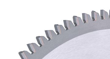 Пильные диски по алюминию и пластику АЛЮ-негатив Karnasch, арт. 11.1100
