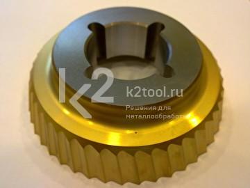 Фреза по металлу Premium для NKO UZ-15 и UZ-18. Общий вид