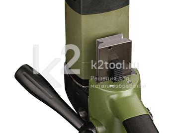 Магнитный сверлильный станок LENZ Steyr-35. Направляющие «двойной ласточкин хвост»