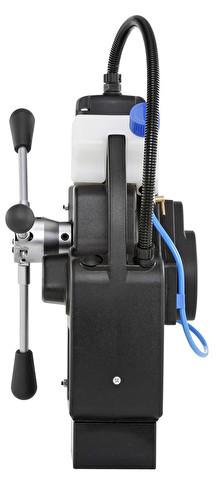 Магнитный сверлильный станок с автоподачей BDS AutoMAB 350. Вид спереди