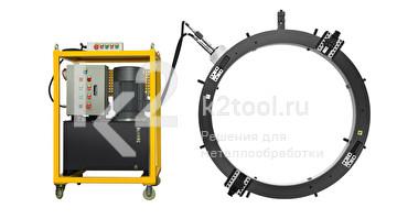Гидравлическая станция для разъемных труборезов ифаскоснимателей ТВС
