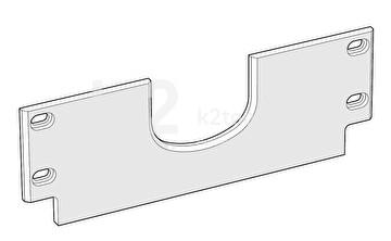Вертикальная направляющая пластина для NKO UZ-50