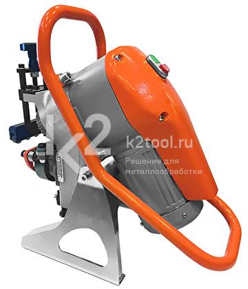 Автоматический кромкорез (фаскосниматель) UZ-12 Ультралегкий - Вид сзади