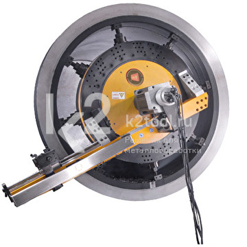 Машина для обработки фланцев с ЧПУ AOTAI SSYI