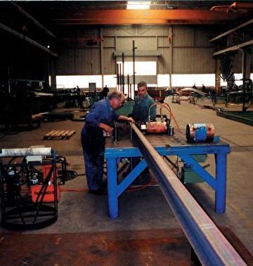 Домкраты двойного действия от 400 тонн (HJ)