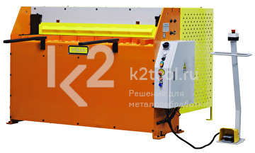 Гидравлическая гильотина STALEX HQ01-2X1320B