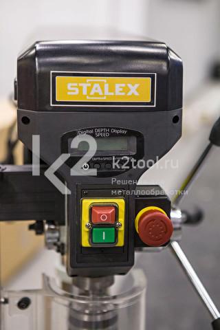 Вертикально-сверлильный станок Stalex BM-20