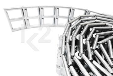 Двойная цепь для крепления CG2-11S на трубе