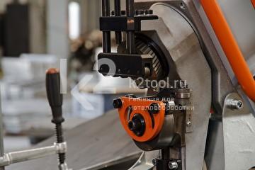Автоматический кромкорез (фаскосниматель) UZ-12 Ультралегкий - Применение