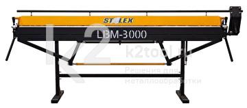 Ручной листогиб Stalex LBM 3000