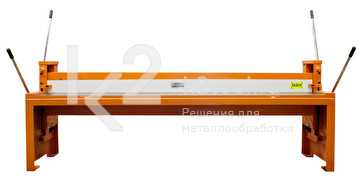 Ручная гильотина STALEX Q01-1.25x2000