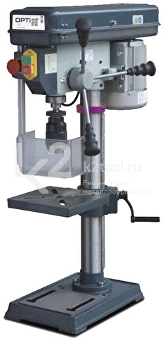 Вертикальный сверлильный настольный станок Optimum B16