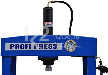 Гидравлический пресс RHTC 50 TON HF2 - вид сверху