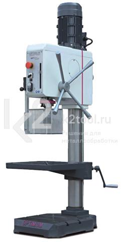 Вертикально-сверлильный настольный станок Optimum DH26GTV