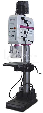 Вертикально-сверлильный станок Optimum DH45V