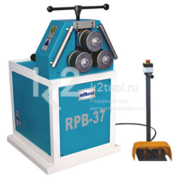Электромеханический профилегибочный станок Rollbend RPB-37
