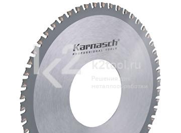 Пильный диск с твердосплавными зубьями Karnasch 5.3952.165
