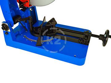 Маятниковая пила по металлу AGP Power Tools DRC355 вид на панель управления
