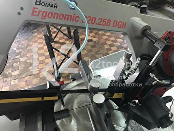Полуавтоматический ленточнопильный станок Bomar Ergonomic 320.258 DGH