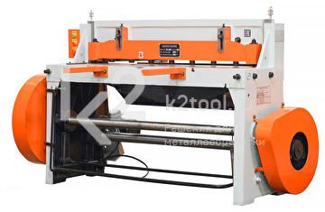 Электромеханическая гильотина STALEX Q11-3x1300