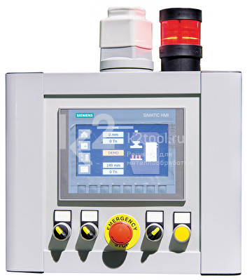 Гидравлический пресс с С-образной жесткой станиной RHTC PPCF-80 (CF-80)