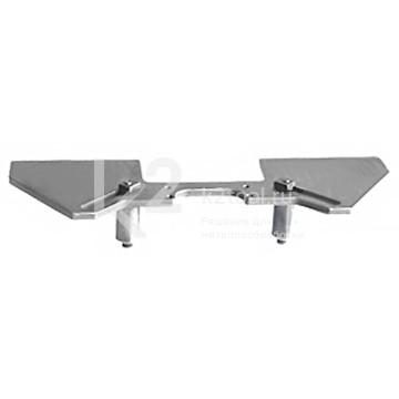 Приспособление для ВМ-21 S для работы на листах и трубах Ø260-600 мм