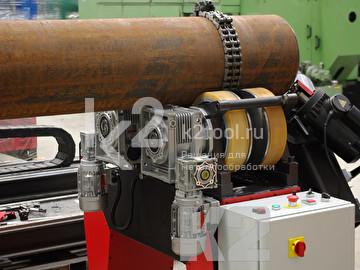 Машина для снятия фаски с труб ПРО 40 ПБС