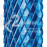 Набор борфрез с покрытием Blue-Tec из 10 шт., Karnasch, арт. 11.4934
