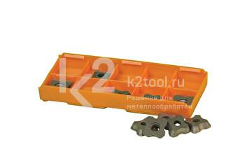 Режущие пластины с износостойким покрытием R 2,5 для NKO B10, B15, B15 AIR и B15 AIR-S