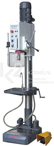 Вертикально-сверлильный станок Optimum DH32GSV