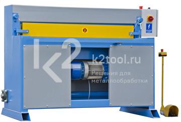 Электромеханическая гильотина Mazanek GM 1500/1,5