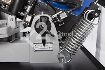 Ленточнопильный станок с гидроподъемом PILOUS ARG 260 PLUS H