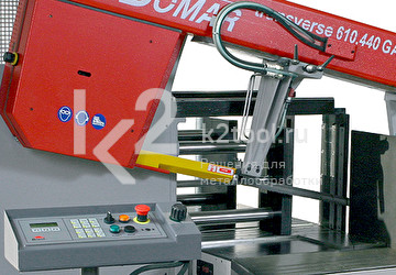 Ленточнопильный станок Bomar Transverse 610.440 GA