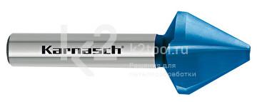 Коническая зенковка из стали HSS-XE с покрытием BLUE-TEC, угол 60°, арт. 40.3030