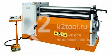 Гидравлический вальцовочный станок Stalex HER-2070x6.5