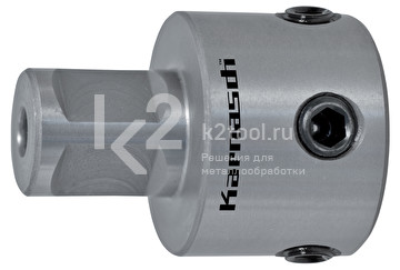 Адаптер Weldon 19 мм на Fein Quick-In 18 мм Karnasch, арт. 20.1385