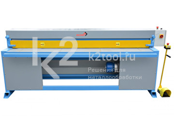 Электромеханическая гильотина Mazanek GM 2500/1,5