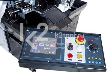 Панель управления ленточнопильного станка PILOUS ARG 330 DC CF-NC AUTOMAT