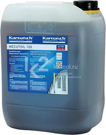 Смазочно-охлаждающая жидкость Mecutoil-100