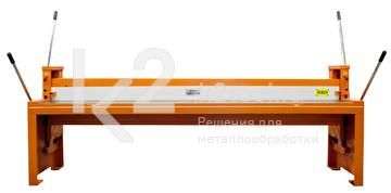 Ручная гильотина STALEX Q01-0.8x2500