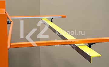 Ножная гильотина STALEX Q01-1.2x2500B