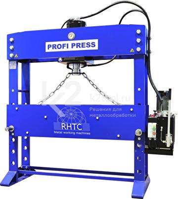 Гидравлический пресс RHTC 160 TON M/H-M/C-2 (D=1500)