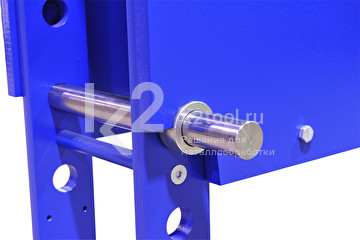 Гидравлический пресс RHTC 160 TON M/H-M/C-2 - вид сбоку/снизу