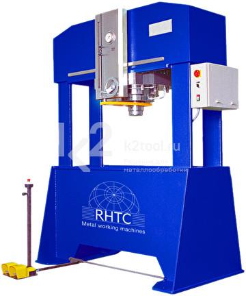 Гидравлический пресс с неподвижным столом RHTC FLV-220